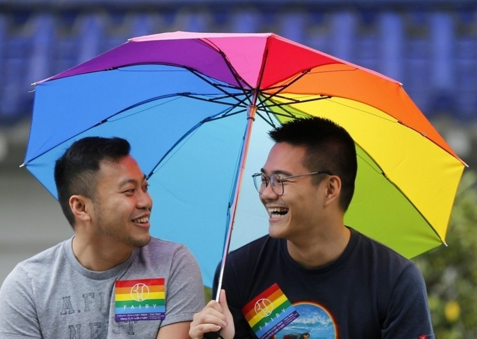 Taiwan is on the verge of becoming the first Asian country with marriage equality