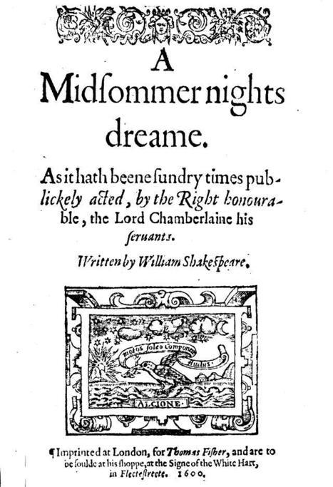 EBSCOhost: Shakespeare's A Midsummer Night's Dream Literary Criticism | K.G. Taratuta's A Midsummer Night's Dream | Scoop.it