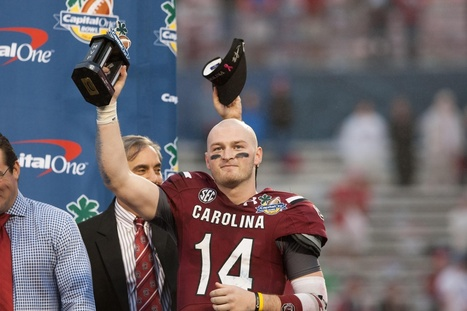 South Carolina QB Connor Shaw Signs With Turner Sports Management - Sports Agent Blog (blog) | Sports Facility management 4178937 | Scoop.it