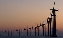 Wind power generates 140% of Denmark's electricity demand | Geography at BM | Scoop.it