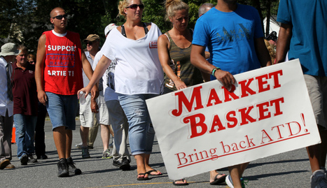 What the Market Basket deal says about American workers | Boston, you're my home | Scoop.it