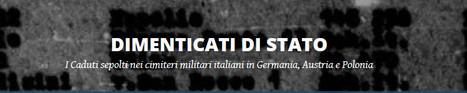 Dimenticati di Stato | Généal'italie | Scoop.it