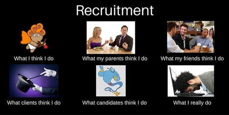 Recruitment | What I really do | Scoop.it