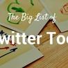 Facebook, LinkedIn,Twitter, scoop it, Pinterest,buffer,