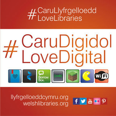 It's #lovedigital time for Welsh libraries | E-books and libraries | Scoop.it