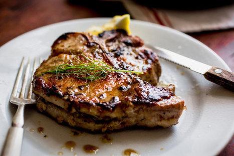 Porchetta Pork Chops - New York Times | Food in Umbria | Scoop.it