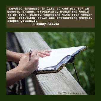 Scrappy Blonde: Scrappy Writer: Inspiration--Henry Miller   Best Authors   Scoop.it