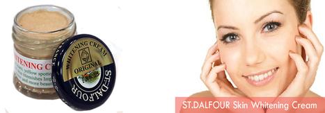 St Dalfour Whitening Cream | Skinwhiteningcreams | Scoop.it