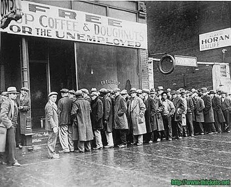 Primary Document #2 | Hardships during the Great Depression | Scoop.it