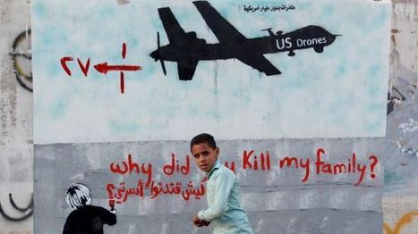 US drone strikes kill 10 in eastern, southern Yemen - Press TV | Fight and Flight | Scoop.it