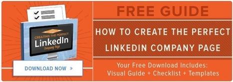 5 Tips for Improving Your Presence on #LinkedIn [SlideShare] | Digital Marketing | Online Marketing | Content Marketing | SEO | Social Media Marketing | Paid Marketing | Scoop.it