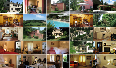 Best Le Marche Accommodations: Agriturismo Floriani, Macerata | Le Marche Properties and Accommodation | Scoop.it