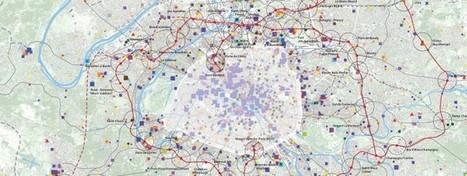 L'atlas des 270 lieux culturels du Grand Paris en open data | We need new stories | Scoop.it