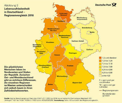 Here's where Germany's happiest people live | Angelika's German Magazine | Scoop.it