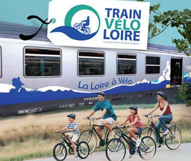 Train Vélo Loire - Accès à l'itinéraire - Infos pratiques - Loire à Vélo | FNAUT Pays de la Loire | Scoop.it