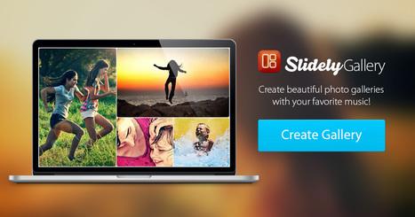 Ferramenta para criar Slideshow de fotos com música através do Slide.ly   tools web 2_0   Scoop.it