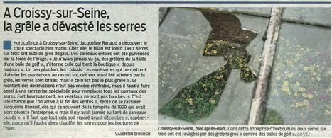 De violents orages | Croissy sur Seine | Scoop.it