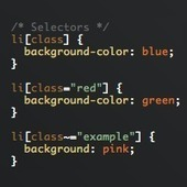 Quick Tip: Make the Most of CSS Attribute Selectors | Webdesigntuts+ | Web Design Knowledge | Scoop.it