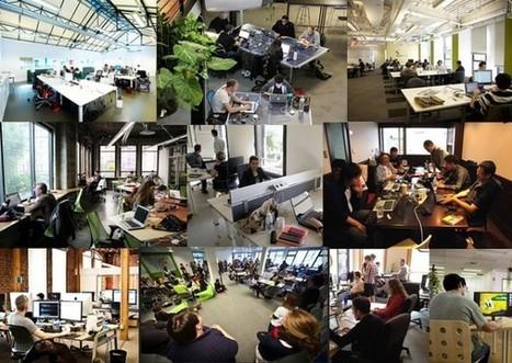Coworking et tiers-lieux : les communautés de la mobilité | Pratiques collaboratives et coopération | Scoop.it