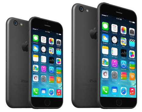 Apple Inc. (AAPL) iPhone 6 With A Larger Screen - How Good Will It Be? | Digital-News on Scoop.it today | Scoop.it