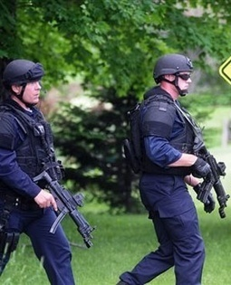 Video: US police kill suspect in a hail of bullets | Criminal Justice in America | Scoop.it