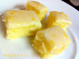 Lemony Lemon Brownies | Happy Days Learning Center - Resources & Ideas for Pre-School Lesson Planning | Scoop.it