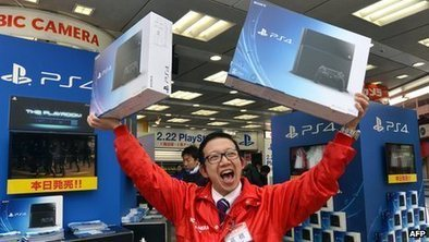 Sony to sell PlayStation 4 in China | Emerging Markets - China | Scoop.it