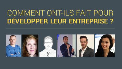 Comment ont-ils fait pour développer leur entreprise ? | Centre des Jeunes Dirigeants Belgique | Scoop.it