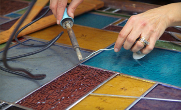 Two-Hour Mosaic-Making, Stained Glass-Making, or Clay-Working Workshops for One, Two, or Four People at Glass Mosaic Canada (Up to 55% Off) | mosaics | Scoop.it