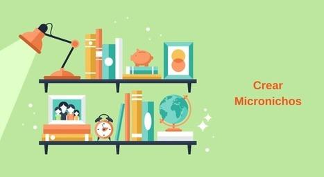 Cómo crear micronichos y localizar keywords más rentables | SEMrush blog | Social Media | Scoop.it