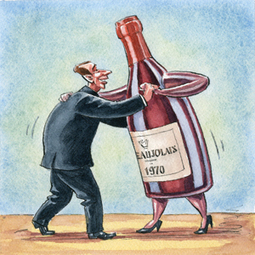 Aged Beaujolais (by Jancis Robinson)