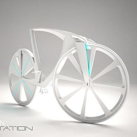 Bicicleta ecológica serve como carregador de iPhones   Reciclando com Sustentabilidade e Amor a Vida   Scoop.it