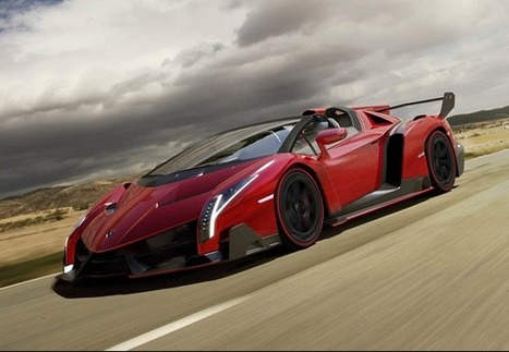The most expensive cars of 2014 - TheTopTier - The Best in Luxury and Affluence | Supercars in Asia | Scoop.it