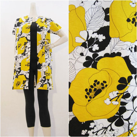 60s Dress | All things Fashion Print | Scoop.it