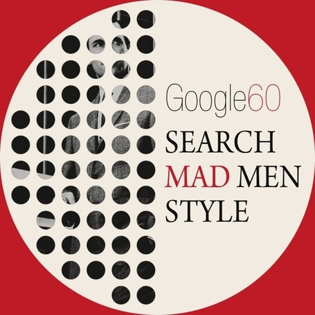 Google60 - Search Mad Men Style | Mastering Facebook, Google+, Twitter | Scoop.it