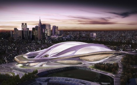 British-designed stadium to be centre piece of Tokyo 2020 Olympic Games - Telegraph.co.uk | Architecture and Architectural Jobs | Scoop.it