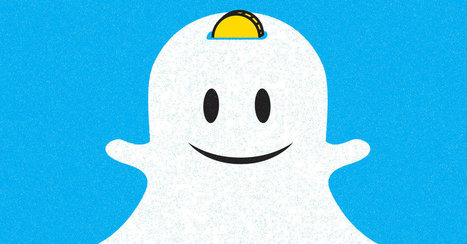 Snapchat Used to Spook Advertisers. Not Anymore. | Tourism Social Media | Scoop.it