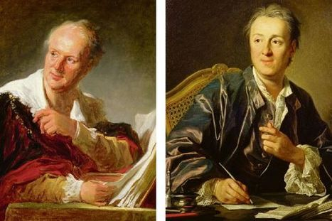 Diderot perd la face   LittArt   Scoop.it