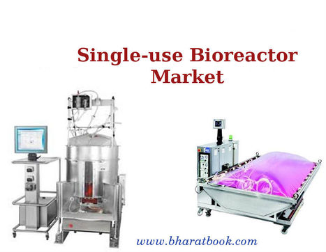 Single-use Bioreactor Market by Product | Pharmaceuticals - Healthcare and Travel-tourism | Scoop.it