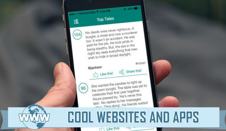 5 Sites and Apps to Read Free, Quick Short Stories Everyday - @MakeUSeOf | cognition | Scoop.it