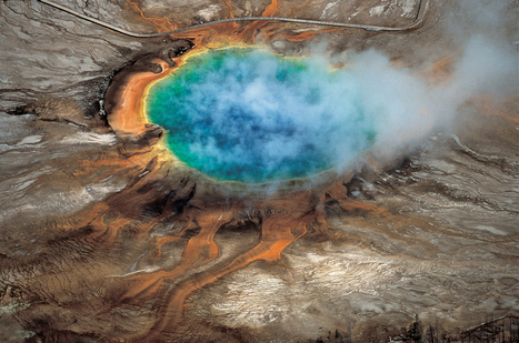 Scientists find missing link in Yellowstone plumbing: This giant volcano is very much alive | enjoy yourself | Scoop.it