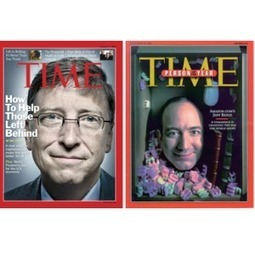 Two tech titans. Two very different views of philanthropy ... | Philanthropy for what? | Scoop.it