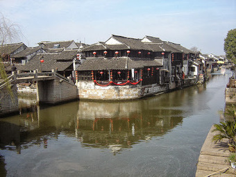 Xitang Water Town, China by Zubi Travel | Music | Scoop.it