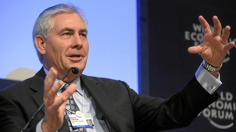 Fracking infrastructure? Not in my backyard, says Exxon CEO | Lauri's Environment Scope | Scoop.it