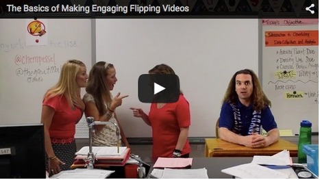 The Basics of Making Engaging Flipping Videos | Moodle and Web 2.0 | Scoop.it