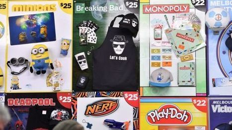 There's a Breaking Bad showbag at the Royal Melbourne Show | Alcohol & other drug issues in the media | Scoop.it