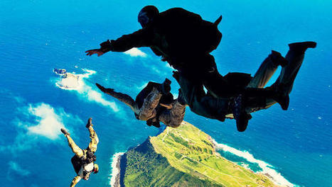 7 Tough Leadership Lessons From A Navy SEAL Commander | Leadership and Learning | Scoop.it
