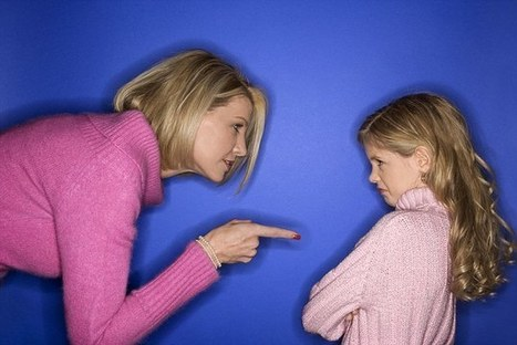 Teen girls more likely to succeed if they have pushy mothers study finds | ESRC press coverage | Scoop.it