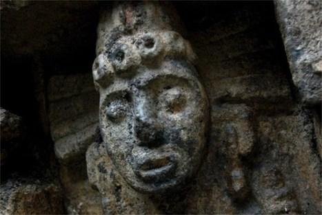 Wetenschappers ontdekken mensenoffer in tempel in Mexico-stad | goossens levi geschiedenis | Scoop.it