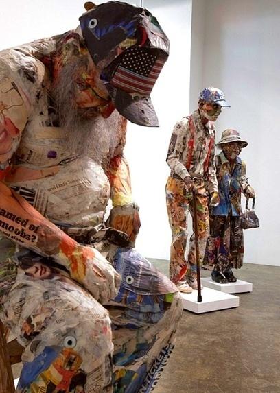 "Extra Fucking Ordinary"" by Will Kurtz | Art Installations, Sculpture, Contemporary Art | Scoop.it"